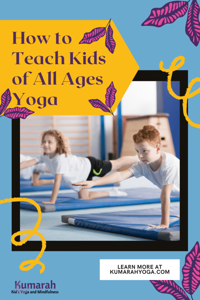 yoga for kids of all ages