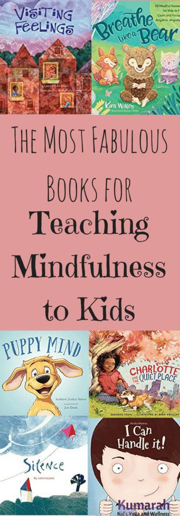 books, kid's books, mindfulness, kids yoga, mindful books, amazon, teaching, teach mindfulness