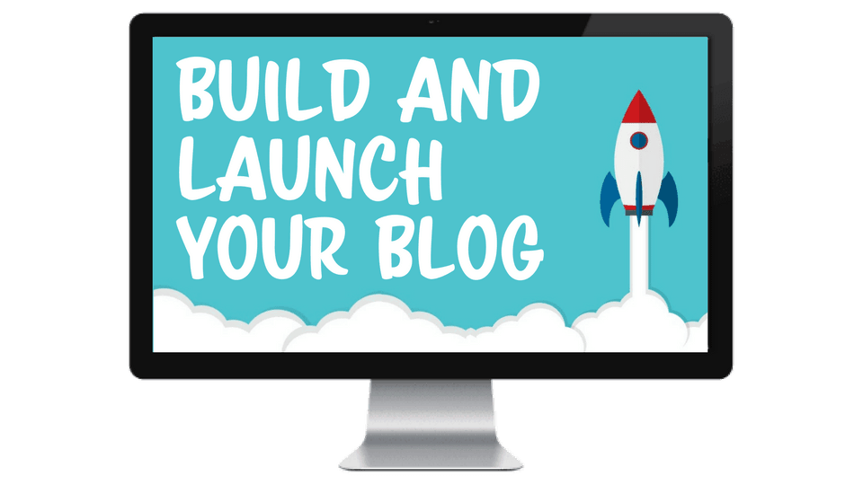 create and go, build and launch your blog, how to be a blogger, blogging for beginners