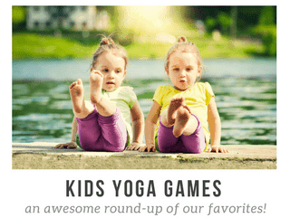 How to Play Engagingly Creative Yoga Games with your Kids or Students