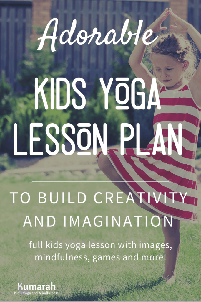 kids yoga journey lesson plan