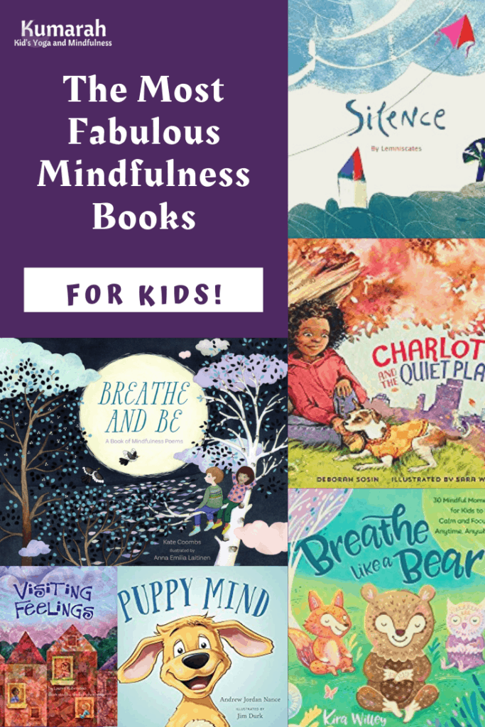 mindful books for kids, mindfulness for kids, mindfulness and kids books