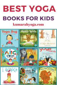 best yoga books for kids, yoga stories for kids