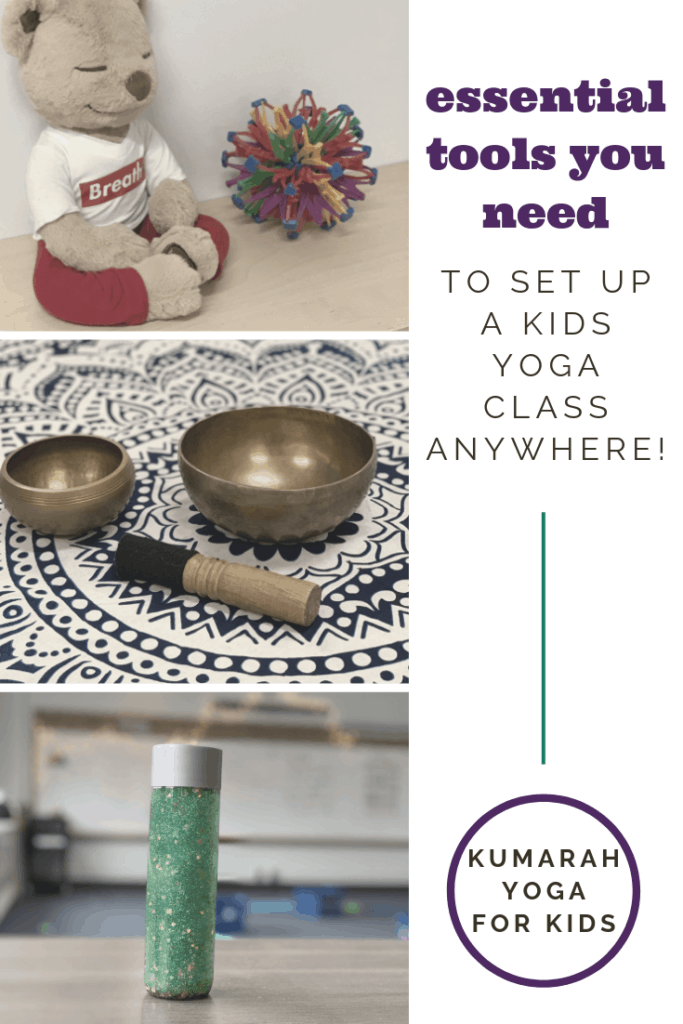 the tools you need to set up a kids yoga class for success anywhere