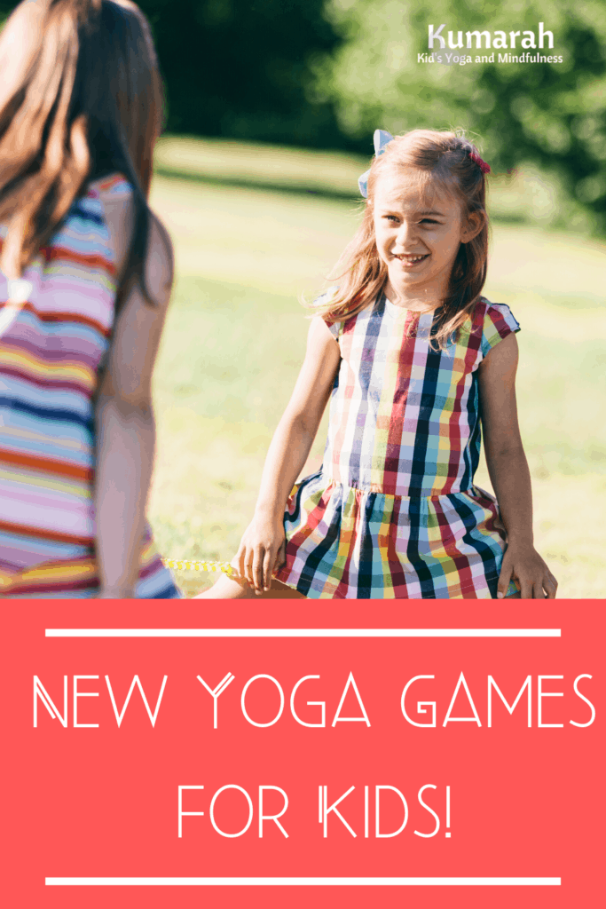yoga games for kids, new kids yoga games to teach and practice yoga poses for kids