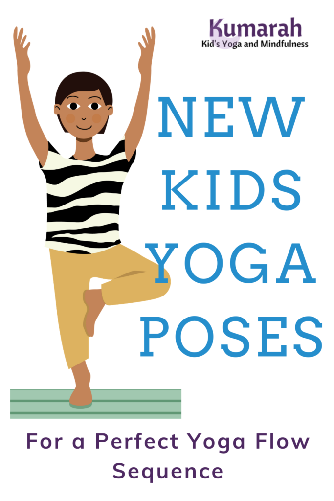 kids yoga cards, yoga flow sequence, kids yoga poses, yoga sequence for kids