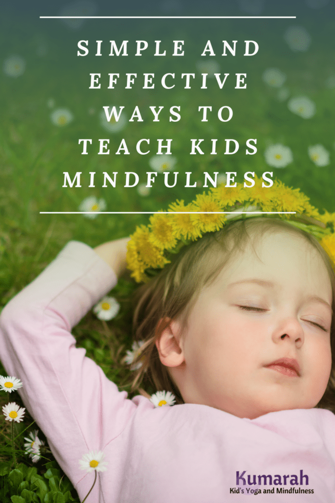 simple mindfulness activities for kids