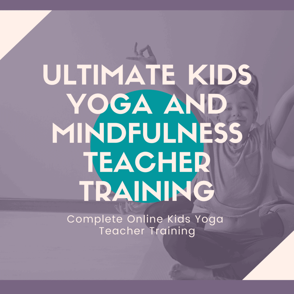 kids yoga teacher training online