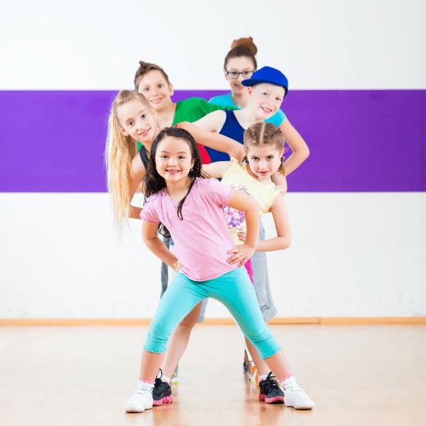 virutual games for kids yoga classes on zoom