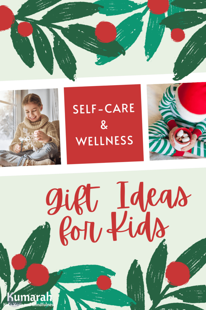 gift guide for kids yoga and mindfulness gifts, stress reducing gifts for kids, calming and wellness gifts for kids