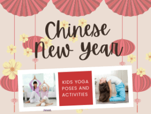 chinese new year yoga for kids.