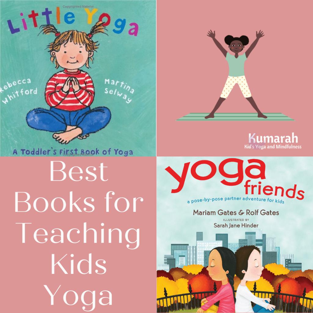 best books for teaching kids yoga