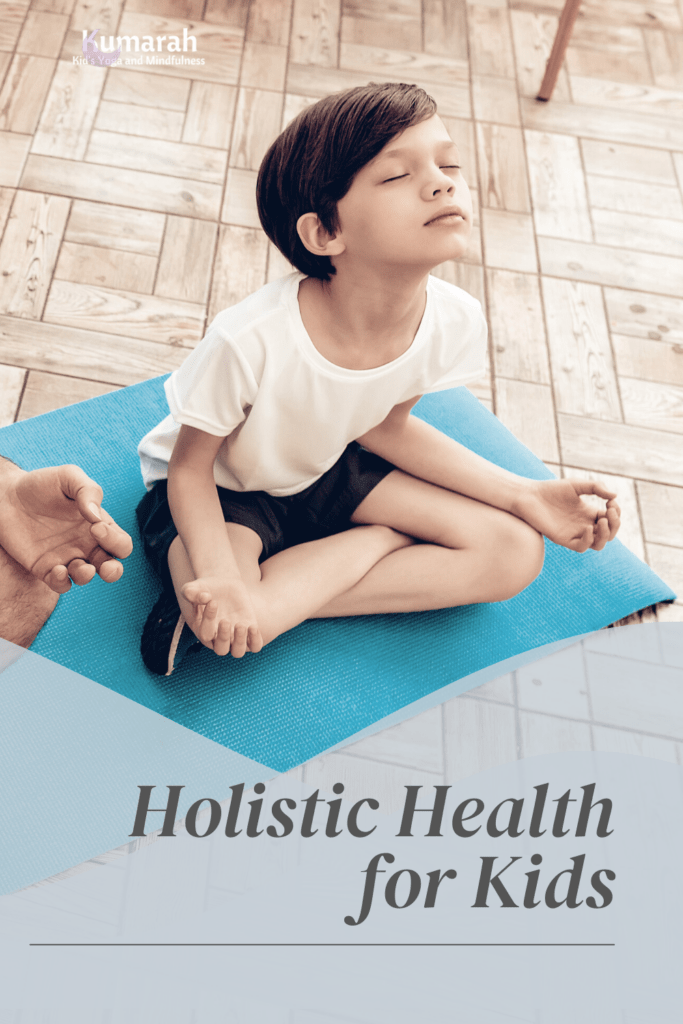 holistic health for kids